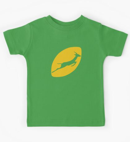 Rugby South Africa Kids Tee