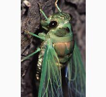 Cicada of Emerald & Gold Unisex T-Shirt