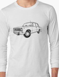 Lada VAZ 2101 Long Sleeve T-Shirt