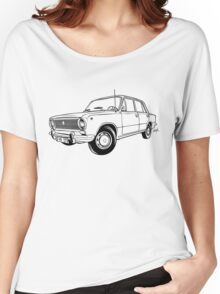 Lada VAZ 2101 Women's Relaxed Fit T-Shirt