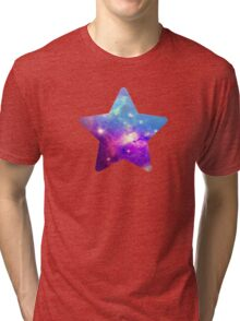 White Star Tri-blend T-Shirt