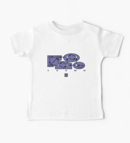 """""""Strongly Connected Components Algorithm - PURPLE""""© Baby Tee"""