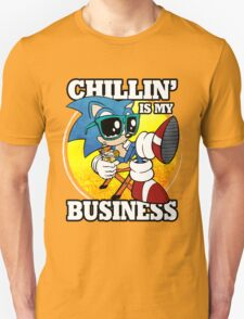 Chillin' Business Unisex T-Shirt