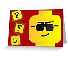For Fudge Sake ... Greeting Card