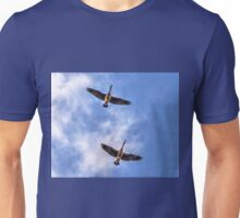 Wind beneath our wings... (click large)  Unisex T-Shirt