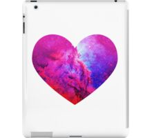 White Heart iPad Case/Skin