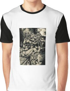 Aberrant Graphic T-Shirt