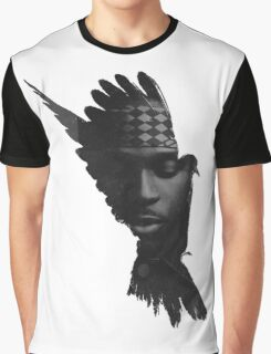 Pusha T - Dove Graphic T-Shirt