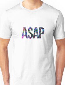 ASAP A$AP ACID LSD DRIP DROPLETS  Unisex T-Shirt