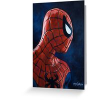 Spiderman! Heroic Profiles #1 Greeting Card