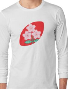 Rugby Japan Long Sleeve T-Shirt