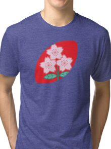 Rugby Japan Tri-blend T-Shirt