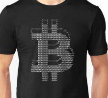 Bitcoin ASCII Tee Unisex T-Shirt