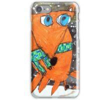 Mona Lisa Fox iPhone Case/Skin