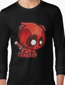 Deadpanda Long Sleeve T-Shirt