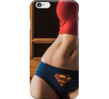 This Girl Is Super iPhone Case/Skin