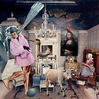 The Farmers Dolls House. by Andy Nawroski