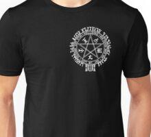 Hellsing Insignia - White Unisex T-Shirt