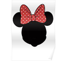 Minnie Mouse Poster