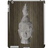 Buddha head iPad Case/Skin