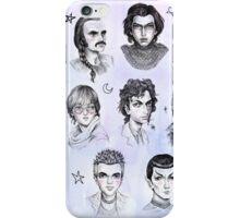 My Science Fiction Boyfriends iPhone Case/Skin