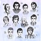My Science Fiction Boyfriends by brettisagirl