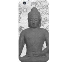 Seated Buddha iPhone Case/Skin
