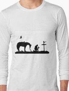 Cowboy's Prayer Long Sleeve T-Shirt