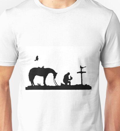 Cowboy's Prayer Unisex T-Shirt