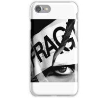 Fragile mind iPhone Case/Skin
