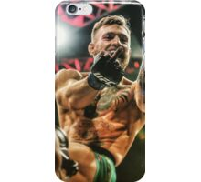 Conor McGregor Fingers UFC194 iPhone Case/Skin