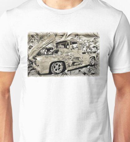 Vintage Ford Pick-up Truck Unisex T-Shirt