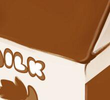 Milk: chocolate Sticker