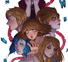 "Life is Strange by Thais ""Magnta"" Canha"