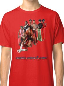 Earth, Wind and Fire - Maurice White Tribute Classic T-Shirt