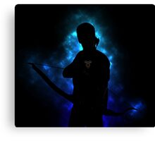 Alec Lightwood Canvas Print