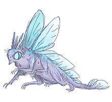 bug dragon Photographic Print