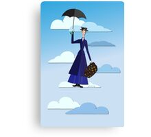 Practically Perfect in Every Way Canvas Print