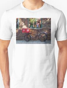 Delivery Bicycle Greenwich Village T-Shirt