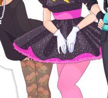 Nintendo:: Princesses Sticker
