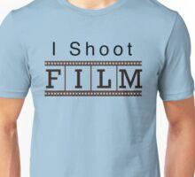 I shoot film Unisex T-Shirt