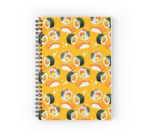 Sushi platter Spiral Notebook