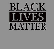 Black Lives Matter by Luxnewhope