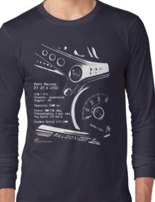 Ford Falcon XY GT & GTHO (specifications) © Long Sleeve T-Shirt