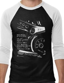 Ford Falcon XY GT & GTHO (specifications) © Men's Baseball ¾ T-Shirt