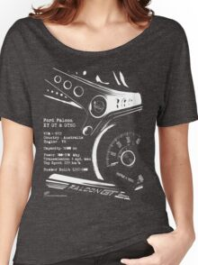 Ford Falcon XY GT & GTHO (specifications) © Women's Relaxed Fit T-Shirt