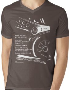 Ford Falcon XY GT & GTHO (specifications) © Mens V-Neck T-Shirt