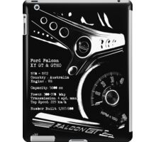 Ford Falcon XY GT & GTHO (specifications) © iPad Case/Skin