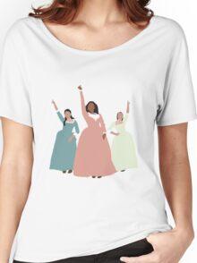 Schuyler Sisters Women's Relaxed Fit T-Shirt