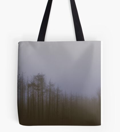 Fog and Needle Tote Bag